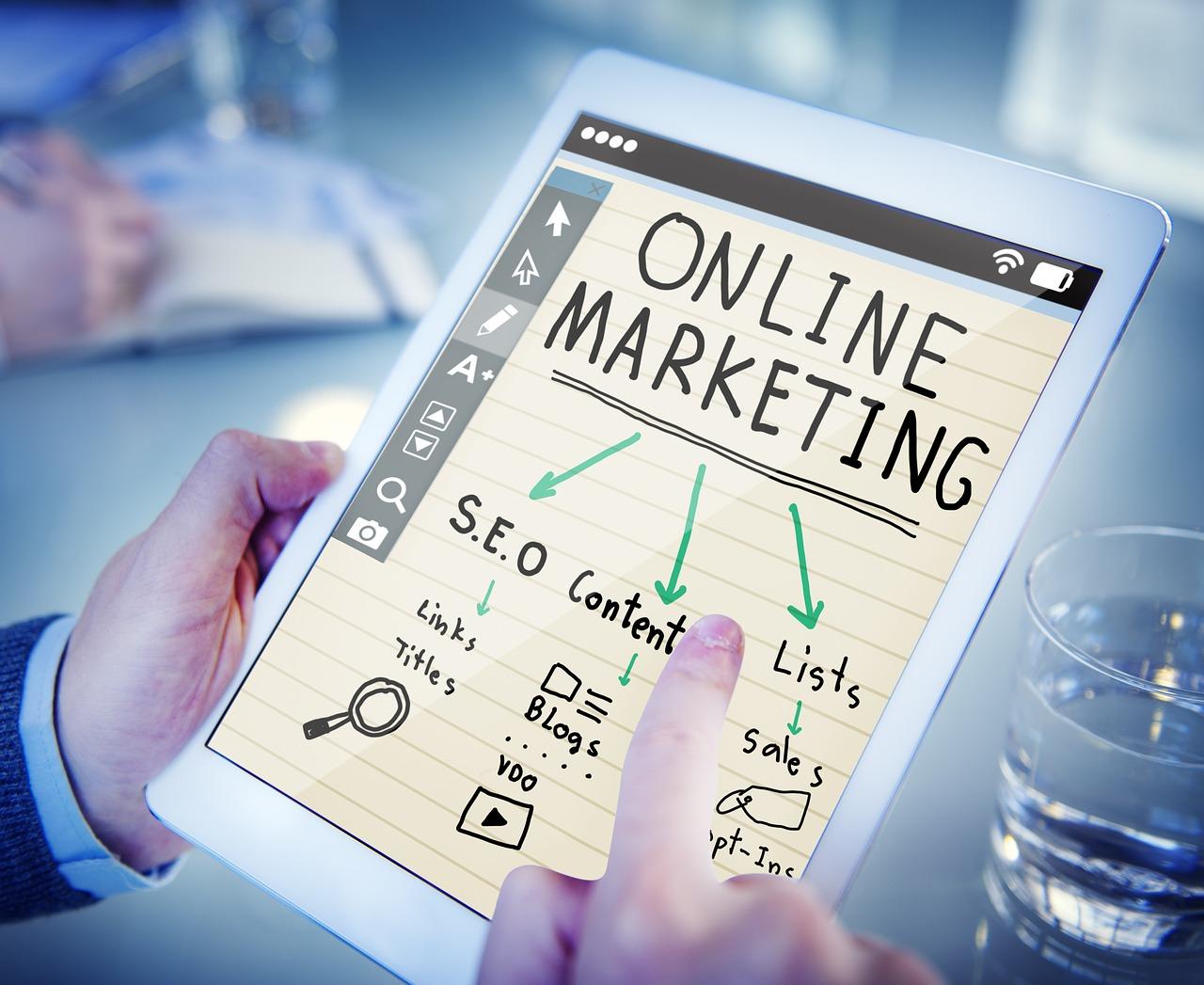 Le webmarketing séduit de plus en plus les entreprises